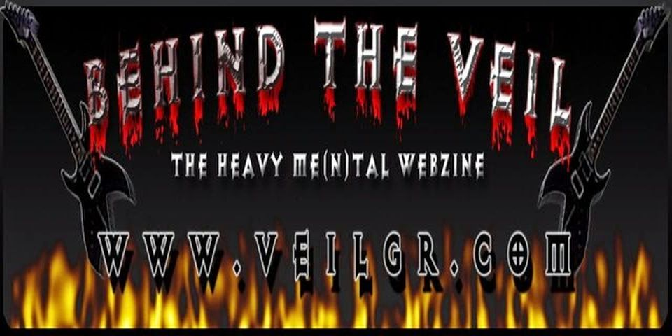 BEHIND THE VEIL WEBZINE BLOG