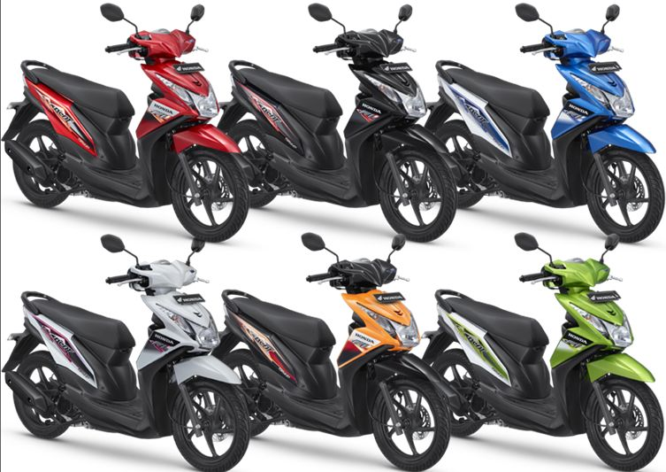 Keunggulan New Honda Beat PGM Fi