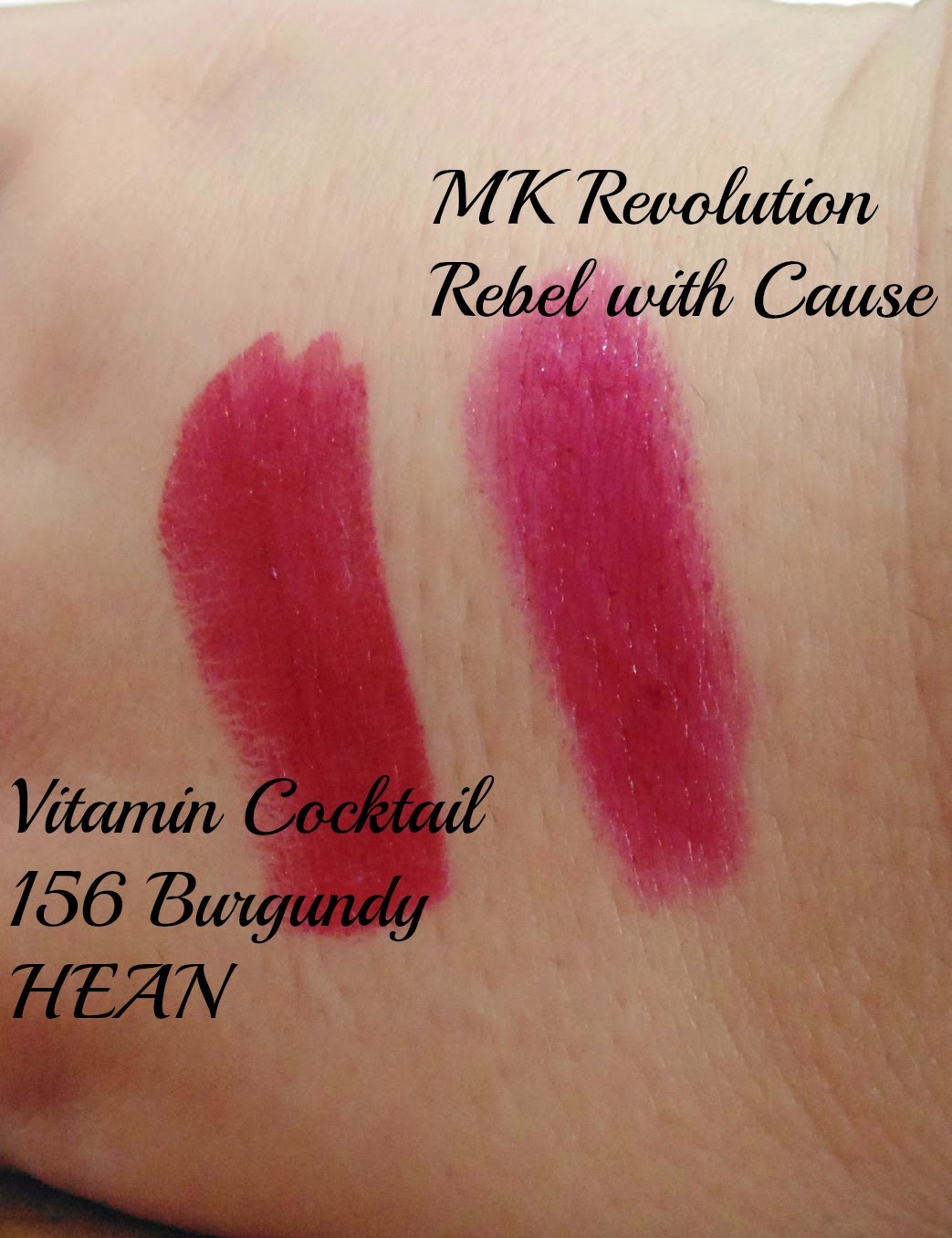 Hean y Makeuprevolution