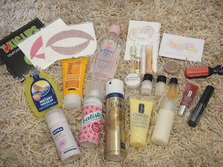 Festival Essentials, Miniature Cosmetics, Travel Size Products