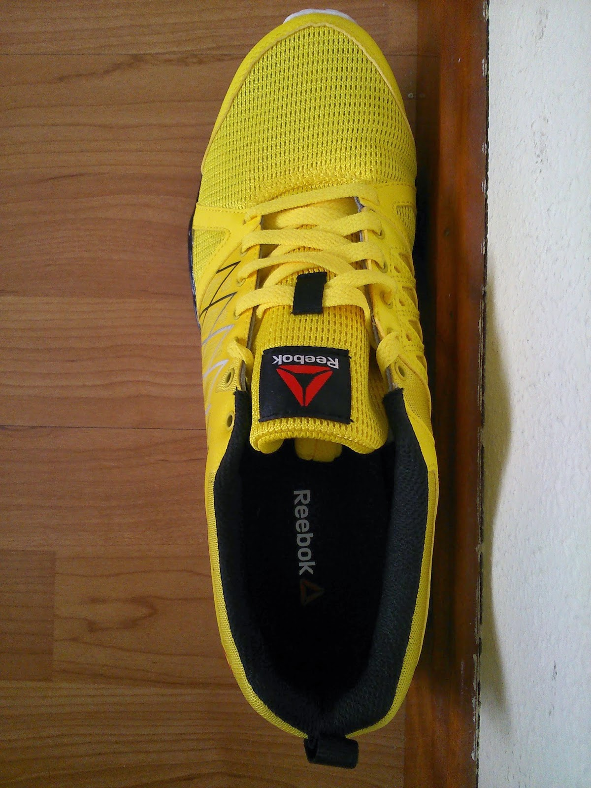 upper Reebok RealFlex Advance TR 2.0