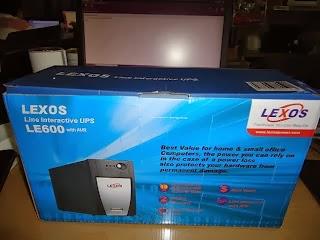 UPS LEXOS BY LEXUS