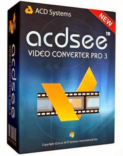 تحميل برنامج تحويل صيغ الميديا ACDSee video converter مجانا
