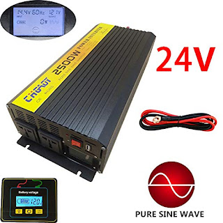 Vehicle Car DC 24V to 12V 50A Power Supply Transformer Converter with Dual Fan R