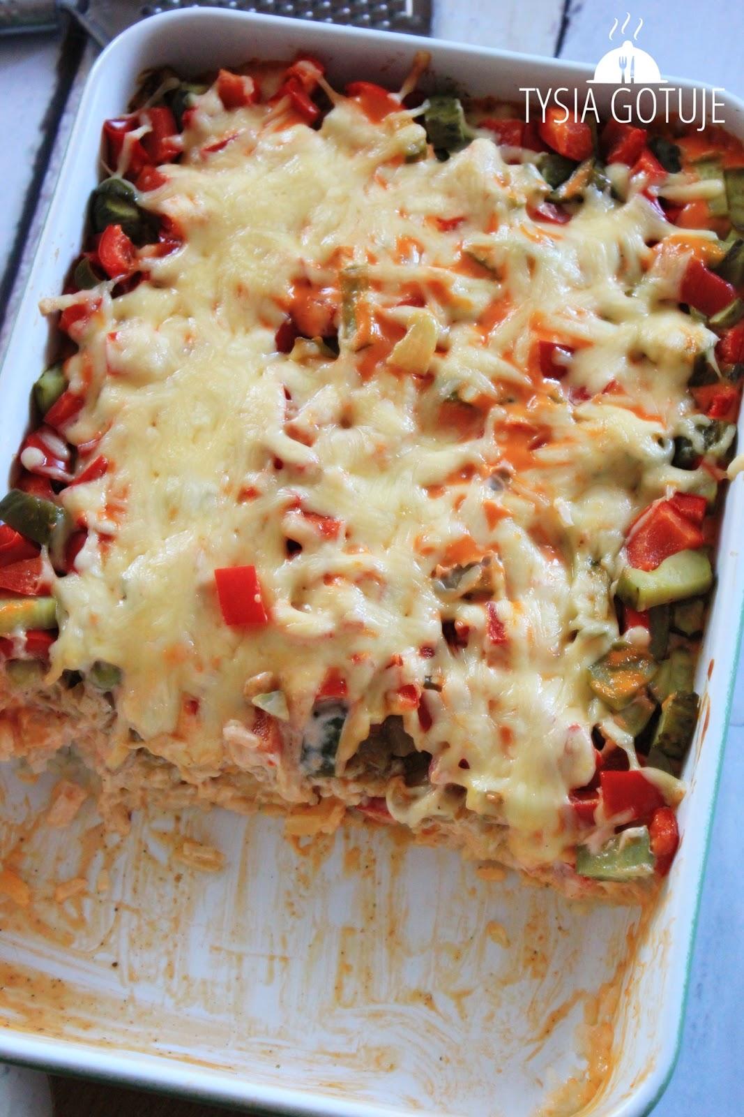 Zapiekanka Gyros Tysia Gotuje Blog Kulinarny