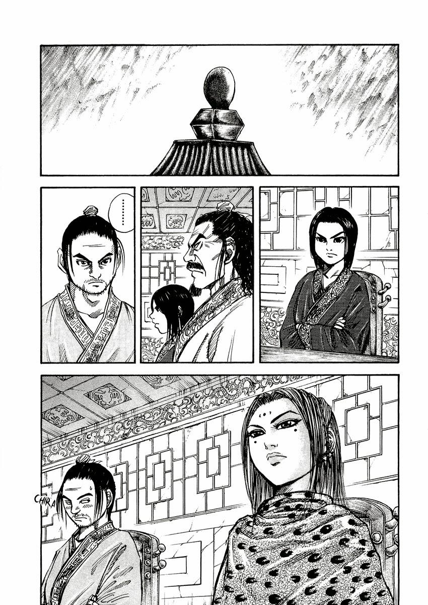 Kingdom - Vương Giả Thiên Hạ  Chapter 25 page 8 - IZTruyenTranh.com