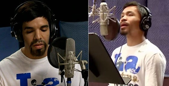 Manny Pacquiao respond to Drake, here is the full video