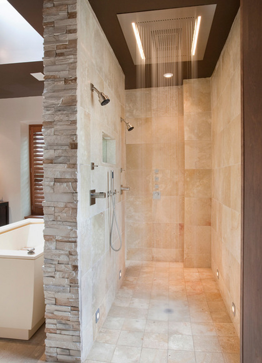 Small Bathroom No Shower Door greensboro interior design - window treatments greensboro - custom