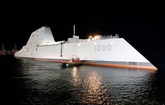 Kapal perusak kelas Zumwalt