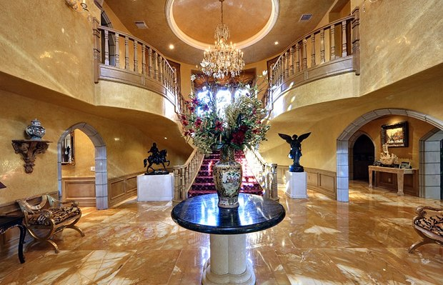 luxury home interior - Luxury Mansion Interior