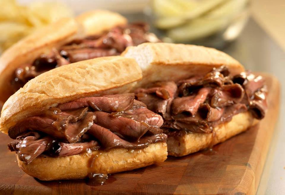 Hot Roast Beef Sandwiches ~ good recipes