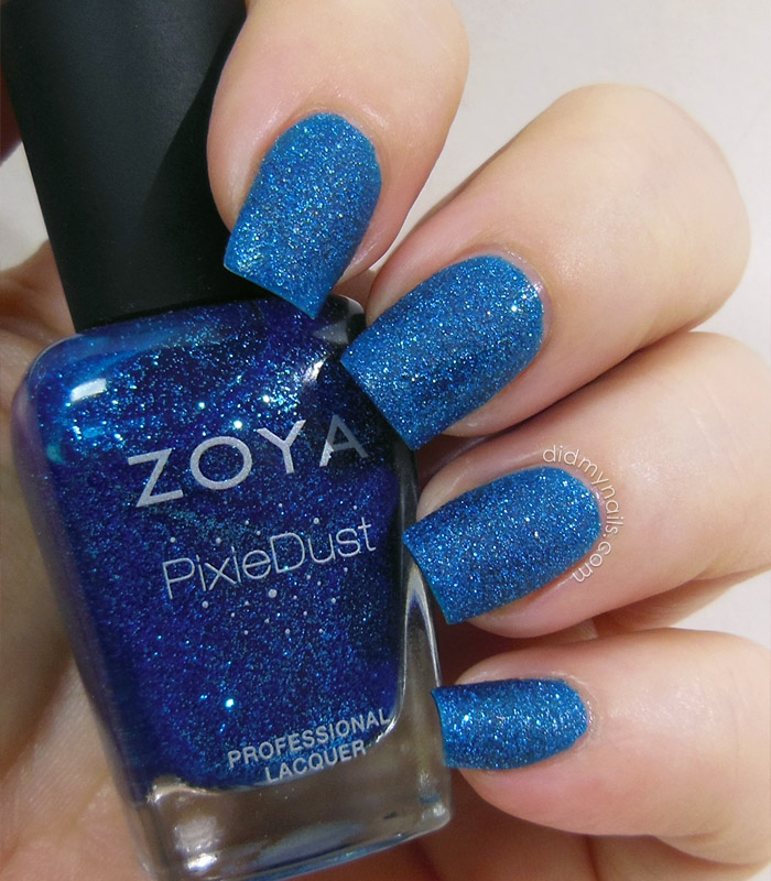 Zoya Liberty Pixie Dust swatch