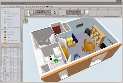 Cara Membuat Desain Rumah 3D Dengan Mudah