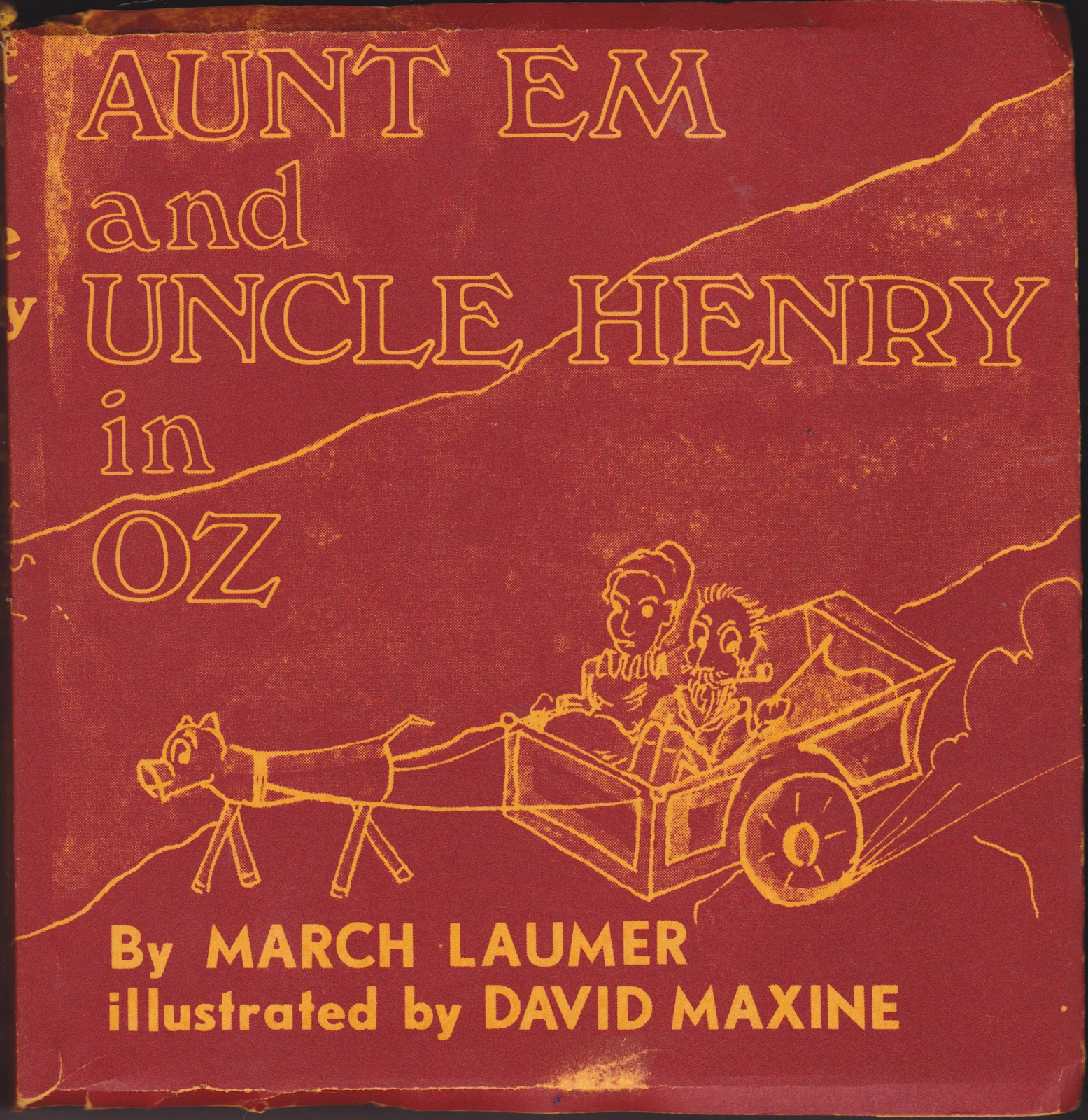 the royal blog of oz aunt em and uncle henry in oz