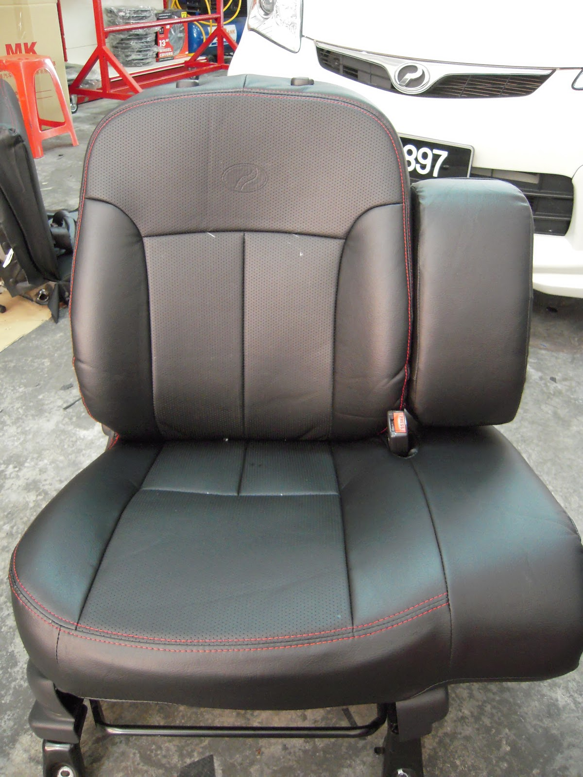 Tca Audio Car Accessories Alza Seat Cover