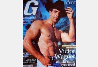 Victor Wagner conquistou a mulherada na década de 90. Tanto que a beleza lhe rendeu um ensaio nu na revista G Magazine. O ator fez algumas novelas de sucesso, até que caiu no anonimato. Atualmente, ele retoma sua carreira de ator nos palcos de São Paulo.