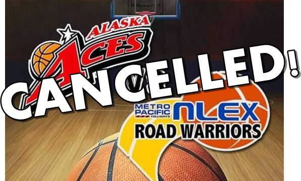 PBA cancels Alaska- NLEX game in Polomolok, South Cotabato