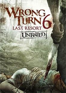 Ngã Rẽ Tử Thần 6 - Wrong Turn 6 Last Resort