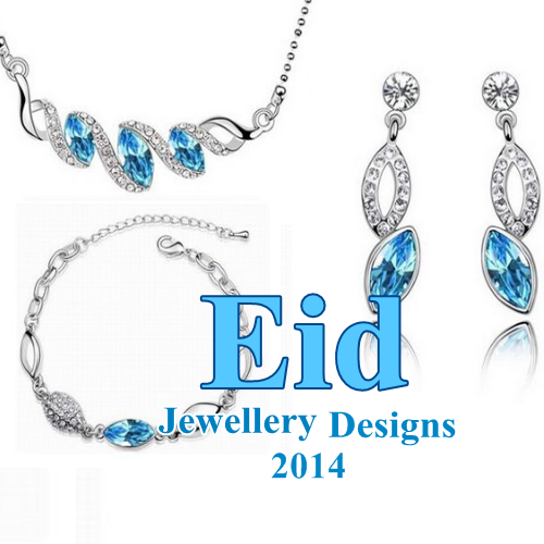 Eid Jewellery Designs 2014