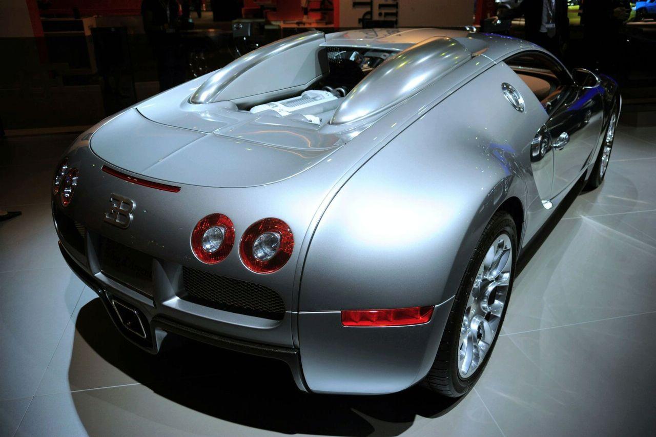 2010 bugatti veyron sang d argent special edition auto cars concept. Black Bedroom Furniture Sets. Home Design Ideas