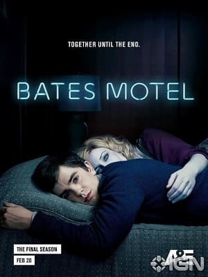 Série Bates Motel - 5ª Temporada 2017 Torrent