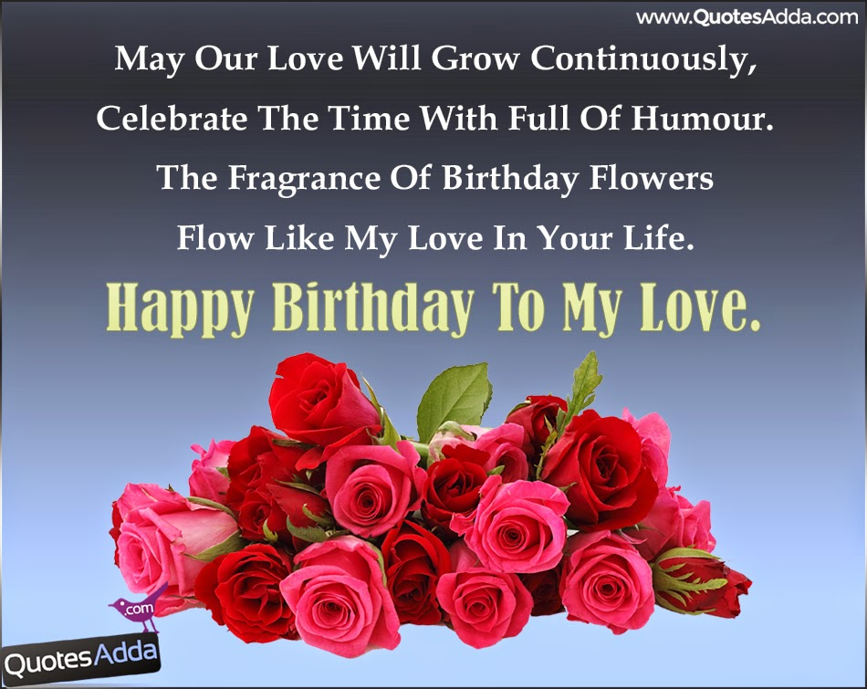 best birthday wishes quotations for husband quotesadda