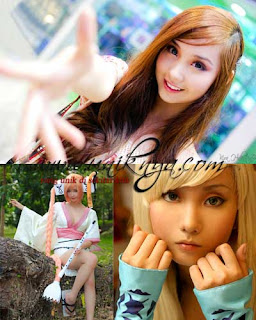 Wanita Cantik Berwajah Boneka - infolabel.blogspot.com