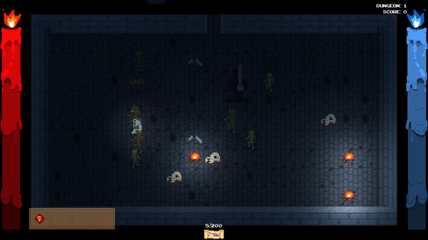 Dungeons Are Random PC Game Free Download