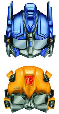 transformers3gafas3d - Nuevos lentes 3D de Transformers