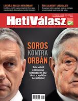 migráció, illegális bevándorlás, népvándorlás, Orbán Viktor, Soros György, Heti Válasz,