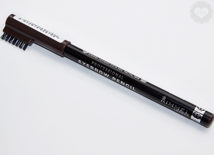 Rimmel Professional Eyebrow Pencil in 'Dark Brown'