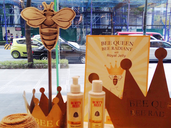 Sample Room presents: Burt's Bees Radiance