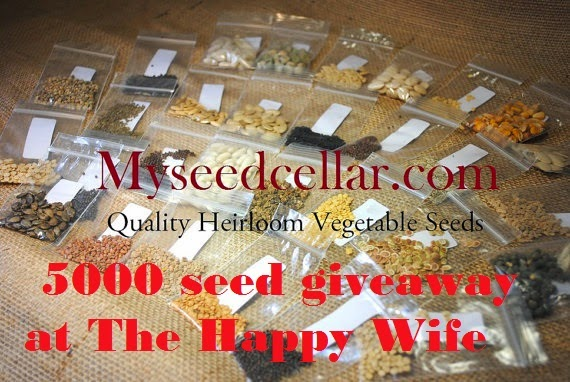 Seed Giveaway
