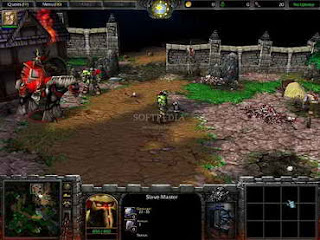 Download WarCraft III Reign Of Chaos RIP PC Game