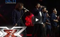 ISA RAJA & ALEX & AGUS & NU DIMENSION - HABITS (Tove Lo) - Result &Reunion - X Factor Indonesia 2015