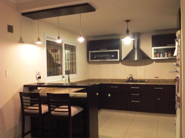 Cocinas y vestidores en mdf l nea cocina integral color - Cocinas color roble ...
