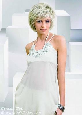 Moderne Frisuren mit kurzen geschichteten Stil in diesem 2013