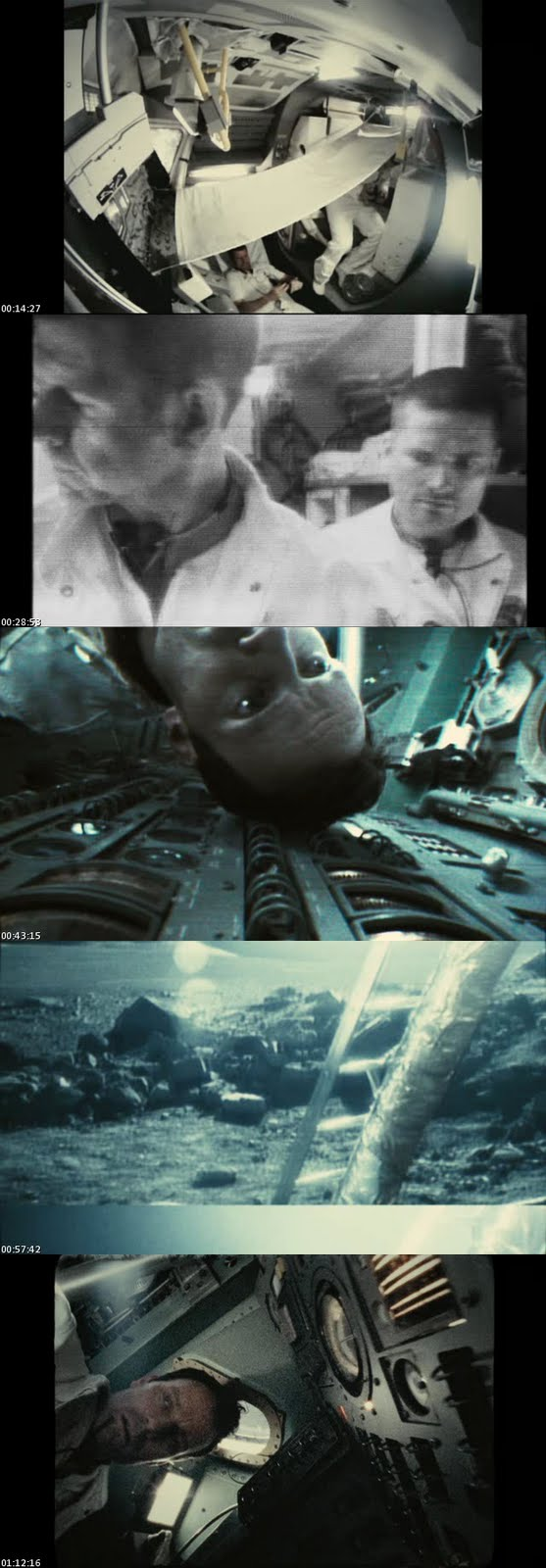 Apollo 18 (2011) [DVDRip] [Latino]