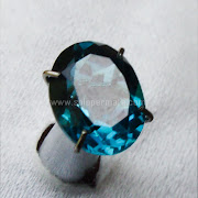 Batu Permata Blue Topaz- SP970