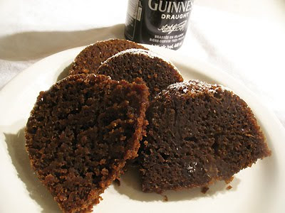 guinness gingerbread