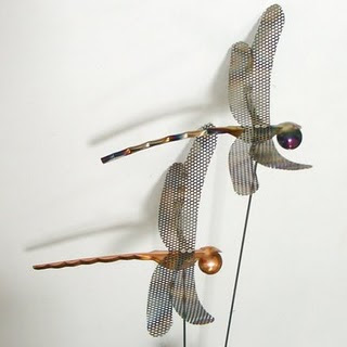 Dragonfly £50(Copper or Stainless Steel)