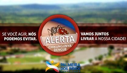 Campanha de combate à Dengue e Chikungunya