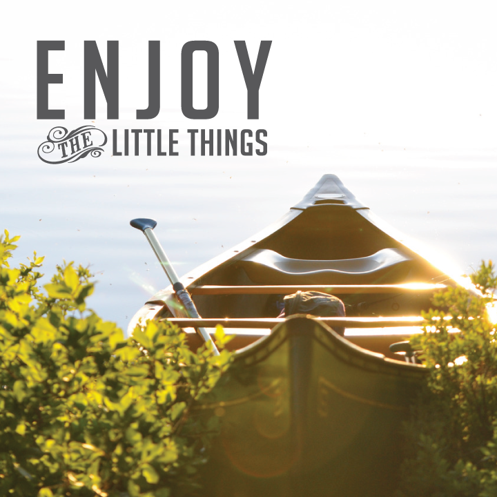 inkWELL press: Enjoy the Little Things