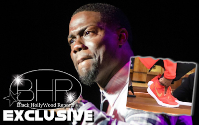 "Kevin Hart Teams Up With Nike For His New ""Cross Training Shoe Line"""