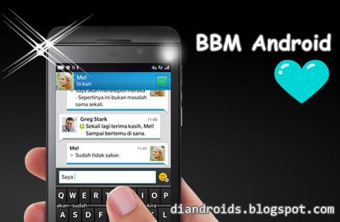 panduan cara menggunakan bbm android dan ios