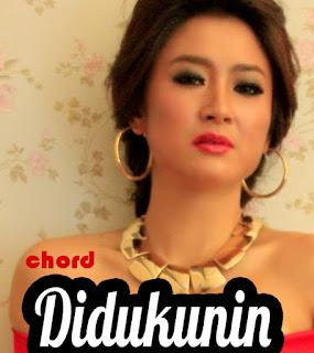 Lirik dan Chord(Kunci Gitar) Lynda Moy ~ Didukunin