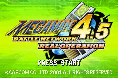 Megaman exe 4.5 traducción ApwreEICAAE3TF3