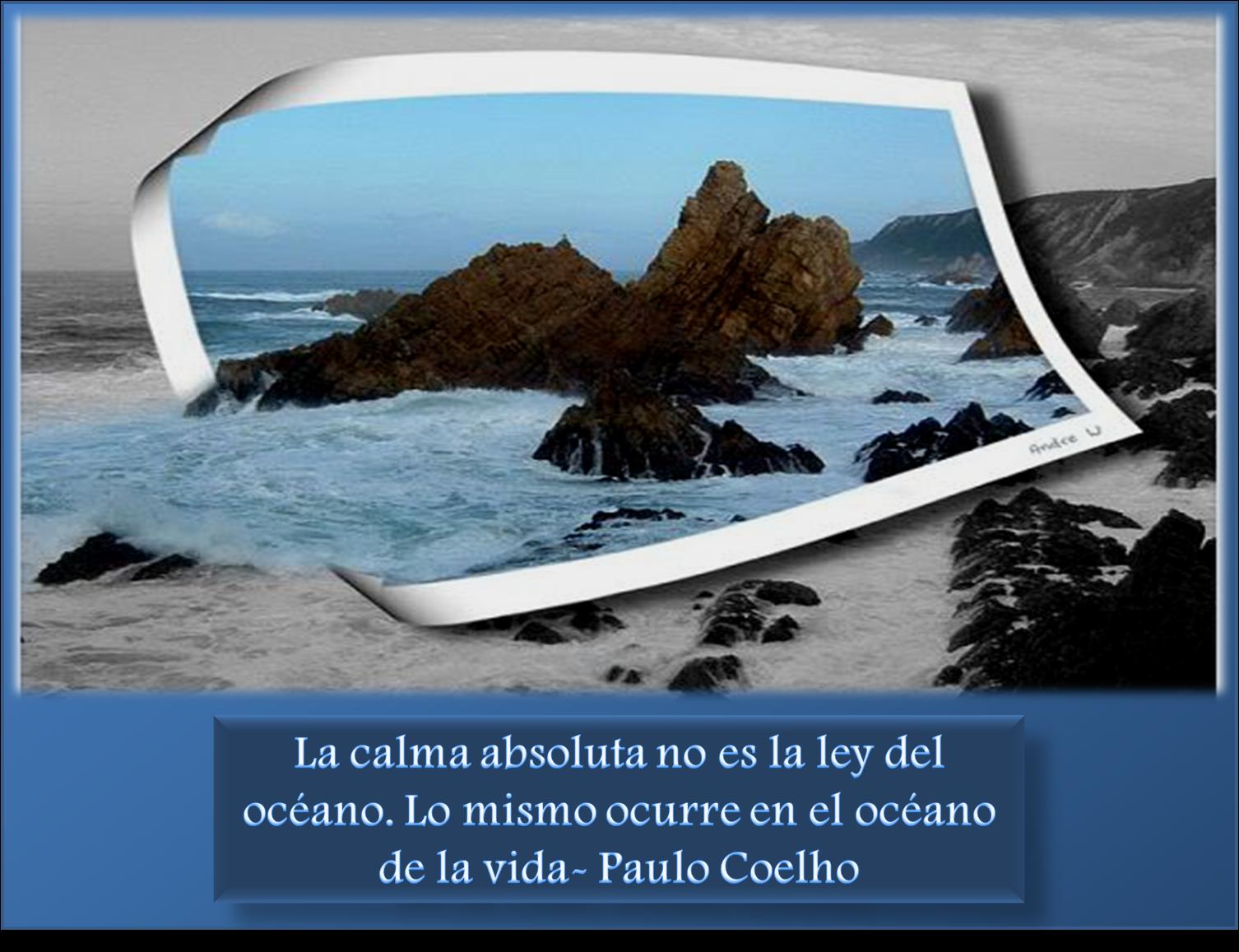 Imagenes Con Frases De Paulo Coelho  Creaciones Anamar Argentina