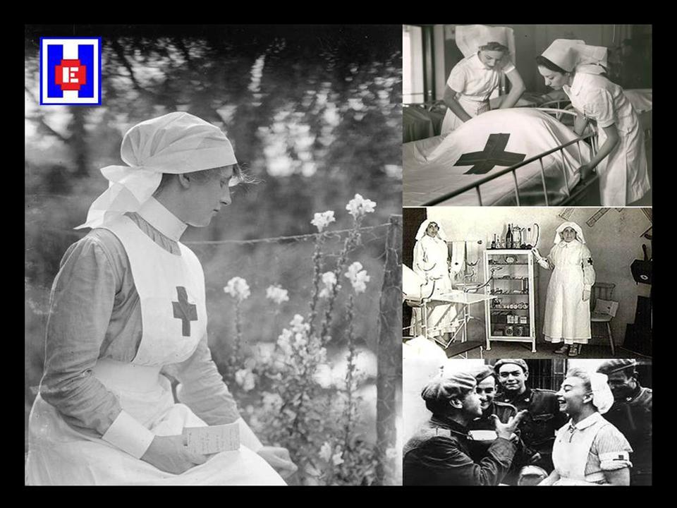 Resultado de imagen para guerra del 45 cuerpo de enfermeras
