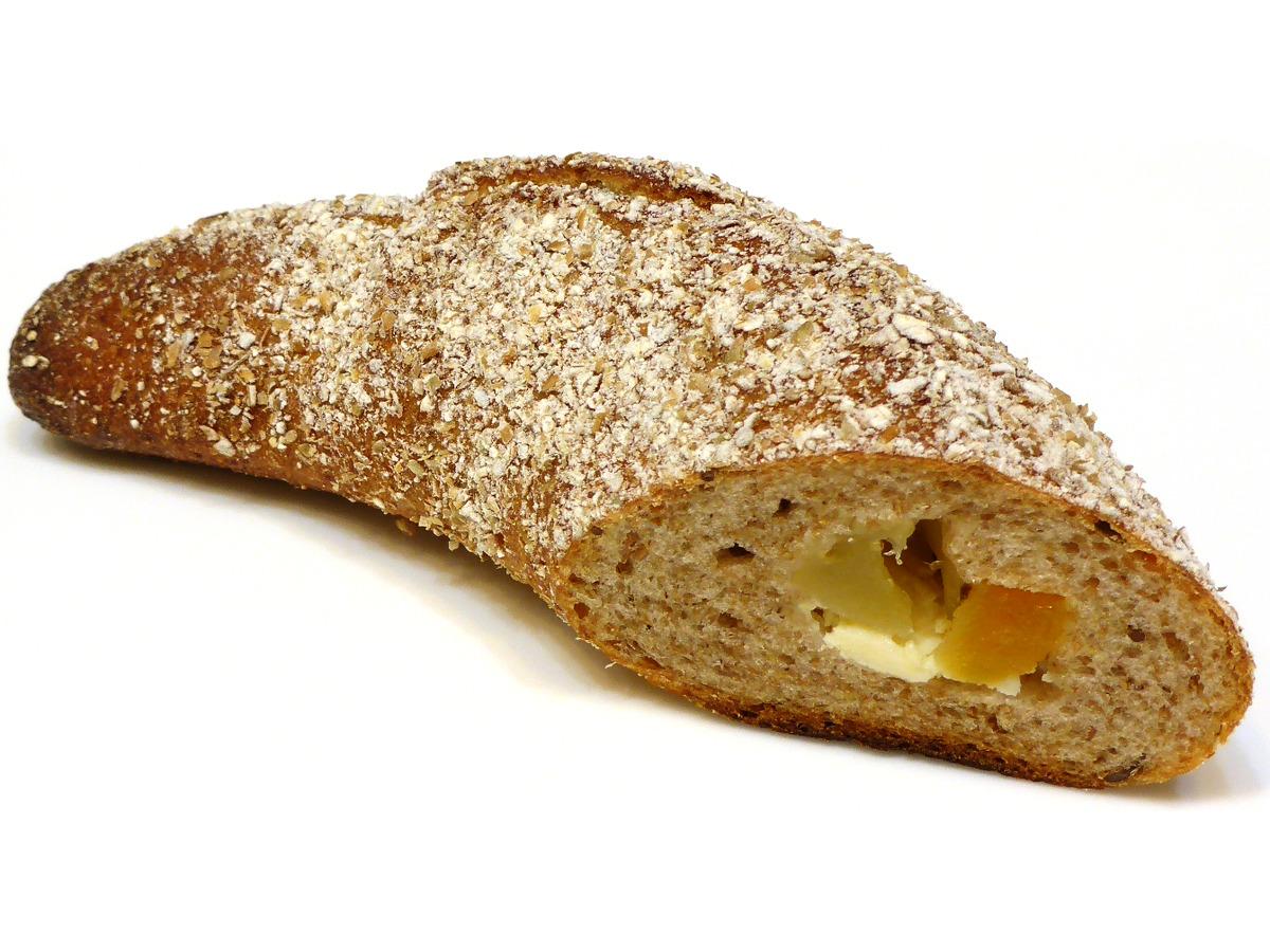 杏と林檎のナッツブロート | POMPADOUR(ポンパドウル)